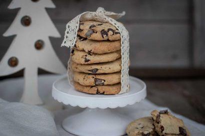 Keksi paras resepti makeaan jouluun – kokeile vaihteeksi amerikkalaisia tai italialaisia pikkuleipiä