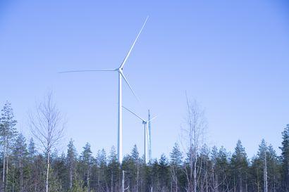 Metsähallitus hakee osayleiskaavoituslupaa Konnunsuon tuulivoimapuistolle –  tuulipuistosuunnitelmia myös Salmijärven ja Ahokylän seudulle