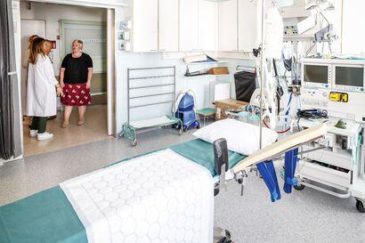 Neuvottelut Lapin synnytysten  järjestämisestä katkesivat tuloksettomina –Lapin sairaanhoitopiirin mukaan Lapin synnytyssairaalan paikka on Rovaniemi