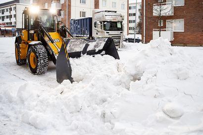 Lapissa on nyt ennätysmäärä lunta – vaikutukset tulviin on vielä epäselvät, viranomaiset varautuvat suurtulviin