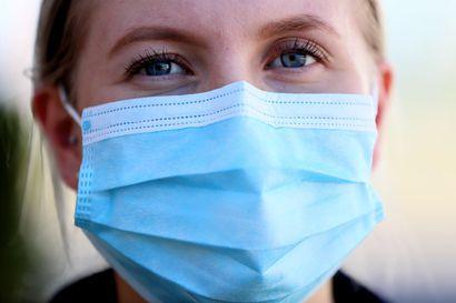 Sairaanhoitopiirin suositus: Vastaanotoille mennään ensi viikolla maskit päässä