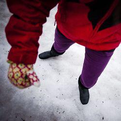 Liukkaat kelit jatkuvat Lapissa – Sää pakastuu, mutta luvassa on kosteutta ja kuuraa