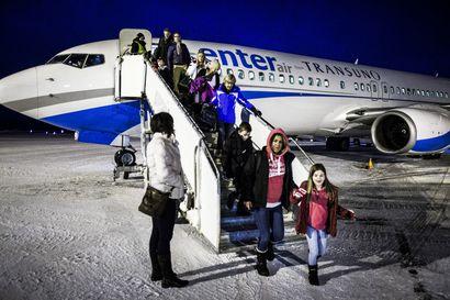 Pääkirjoitus: Valtion on estettävä Finavian aikeet sulkea Enontekiön lentokenttä