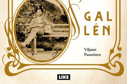 Kirja-arvio: Viljami Puustinen kirjoitti mielenkiintoisen kaksoiselämäkerran Gallenin veljeksistä