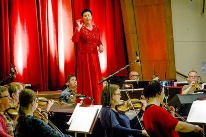 """""""Meri-Lapin nuoriso-orkesteriin ei riitä soittajia, eikä se tule juuri ammattiorkesteria halvemmaksi"""""""
