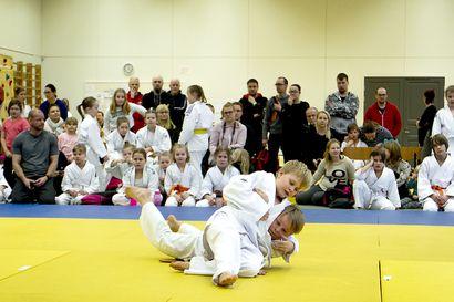 Pulttikuppi oli suksee: Judolla menee hyvin sillä se sopii niin tytöille kuin pojille