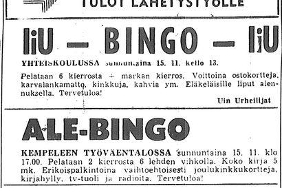 Vanha Kaleva: Kemissä kohistiin paheelliseksi väitetystä diskoteekistä