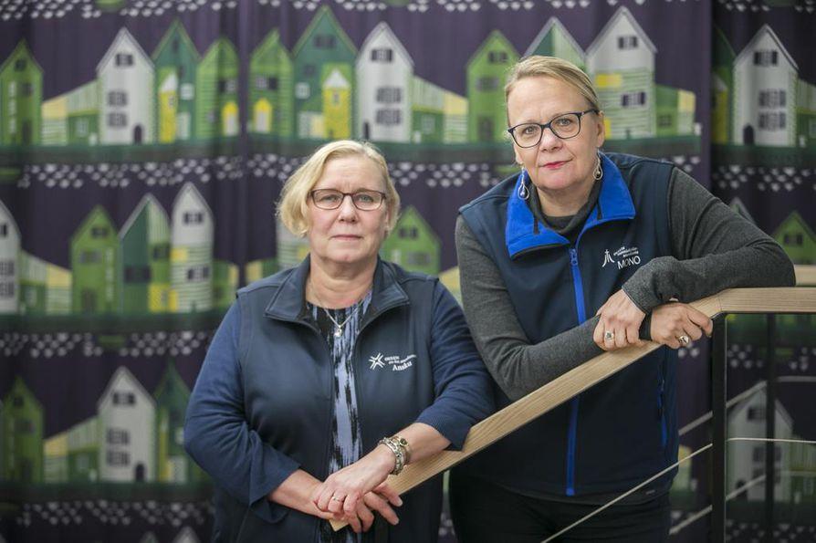 Maire Kuoppala on huolissaan etenkin asennemuutoksesta ja alle 18-vuotiaista piikkihuumeiden käyttäjien lisääntymisestä. Anja Saukkomaa puolestaan kantaa huolta erityisesti täysi-ikäisiksi tulleista nuorista, joilla elämässään vastoinkäymisiä ja joilla ei ole minkäänlaista tukiverkostoa.