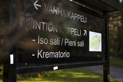 Tuhkausta saa odottaa Oulussa jopa seitsemän viikkoa – jonoja lisää Rovaniemen krematoriohankkeen viivästyminen hankintapäätöksestä nahisteluun