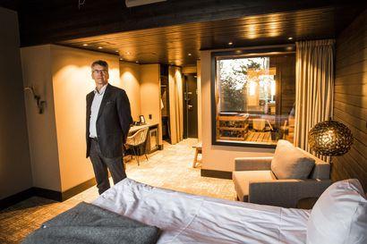"""Lapland Hotels Sky Ounasvaara sai uuden ilmeen remontin myötä: """"Olemme nyt kaupungin johtavia hotelleja"""""""
