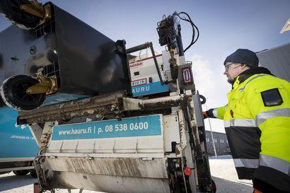 Hiilijalanjäljestä hyödyllinen hintakisa Kempeleessä - ympäristöystävällisyys parani jätehuollossa ja hinta laski silti