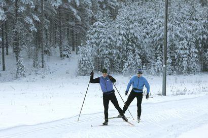 Oulun Sankivaarassa pääsee hiihtämään perjantaina – pukuhuoneiden käyttöä vältettävä