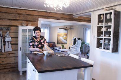 Remontilla kodista pariskunnan näköinen –kotia remontoitiin vanhaa kunnioittaen
