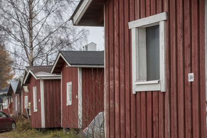 Oulun kaupunki myy Toppilan harraste- ja moottoripajan – myyntiin tulossa myös kalasatamien rakennuksia