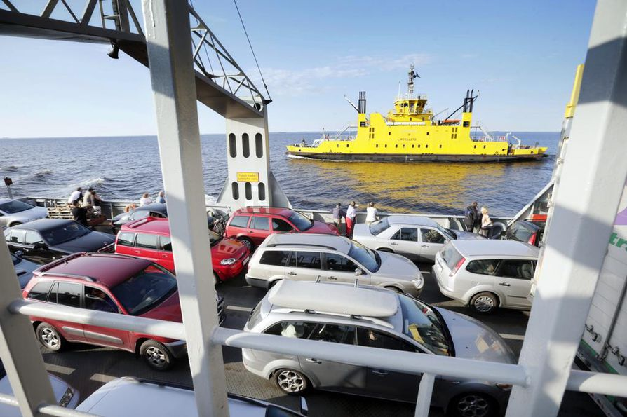 Hailuodon lauttaliikenteen jatkuminen edellyttää lisäinvestointeja.