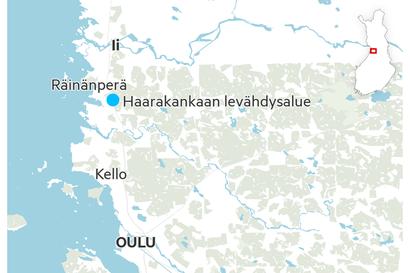 Nelostien rakennustyöt Kemin ja Oulun välillä jatkuvat talvitauon jälkeen
