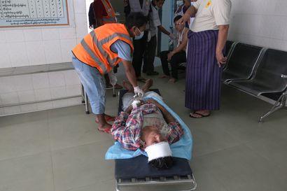 Myanmarissa kuoli keskiviikkona ainakin 38 mielenosoittajaa, kertoo YK:n erikoislähettiläs