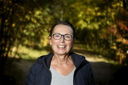 """Jos ei menestystä tule, ura loppuu, ajatteli huippujuoksija Riitta Salin ennen Rooman EM-kisoja 1974 – """"ME oli piste iin päälle"""""""