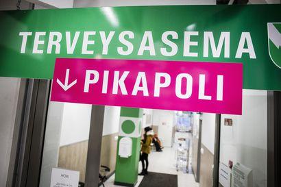 Rovaniemen terveysasemien henkilökunnasta poikkeuksellisen moni sairastunut – Kaupunki pyytää asioimaan terveyskeskuksilla vain välttämättömissä asioissa