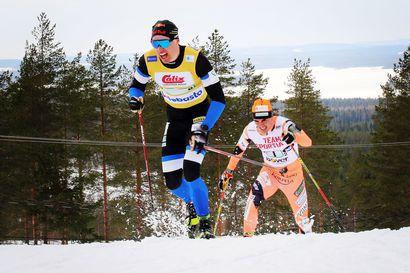 Vänrikki Koivisto ankkuroi Puijon Hiihtoseuralle historiallisen ensimmäisen Suomen mestaruuden