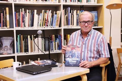 Muistelmateos kasvoi vihkosesta oikeaksi kirjaksi –Torniolaisen Matti Kankaanrannan teoksessa käydään läpi elämäntarinoita 50-luvulta aina 2010-luvulle saakka
