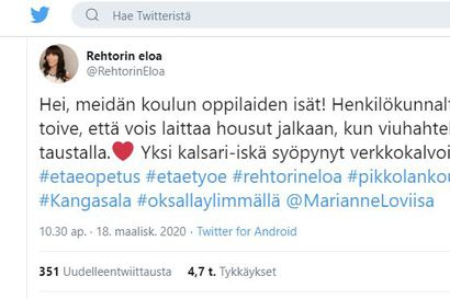Marianne Raahen Honganpalosta värkkäsi vahingossa somehitin - kalsari-iskä on käännetty jo ruotsiksi ja espanjaksi
