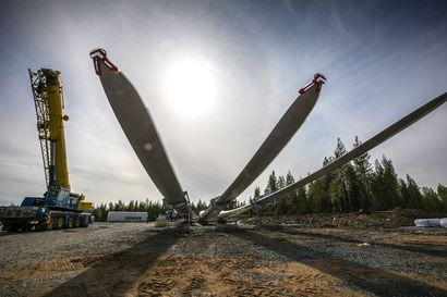 Kotimainen tuulivoima kasvaa räjähdysmäisesti, mutta joko rajat tulevat vastaan?