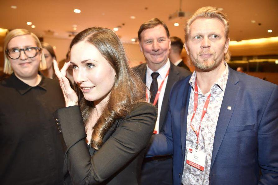 Sanna Marinista on tulossa maailman nuorin istuva pääministeri.