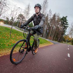 """Oululainen Ville-Valtteri Visuri ryhtyi esimerkkihenkilöksi, kuinka hiilijalanjälkeä voi keventää kestävälle tasolle – """"Silmiä avaava hanke"""""""