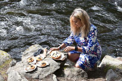 Pöytä koreaksi huomenna: Juhlitaan Suomen luontoa