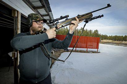Vähätkin vahingot koetetaan karsia – Vakavat metsästysonnettomuudet pohjoisessa herättivät selvittämään metsästyksen turvallisuutta myös vilkkailla retkeilyalueilla