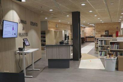 Hyvän olon keskus kirjasto