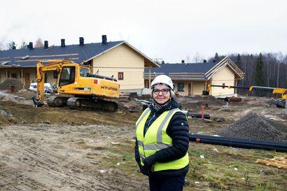 Uudet rivitaloasunnot kiinnostavat Sallassa: Ensimmäiset muuttajat pääsevät uusiin koteihinsa todennäköisesti helmikuussa
