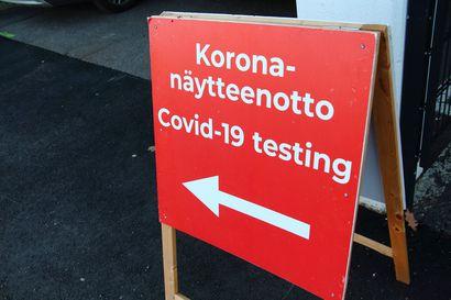Kiihtymisvaihe toistaiseksi ohi Rovaniemellä –maskisuositus korkeakouluissa jatkuu, matkustusta kiihtymisalueille ei suositella