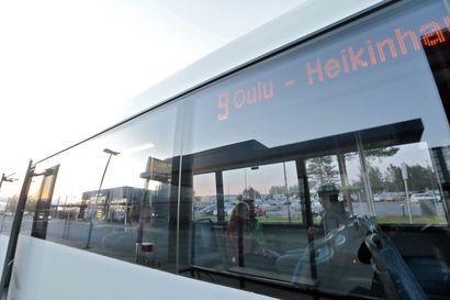 """Oulun joukkoliikenteen matkustajamäärä kasvoi viime vuonna – """"Tänä vuonna odotamme, että saamme kymmenen miljoonan matkustajan rajan rikki"""""""
