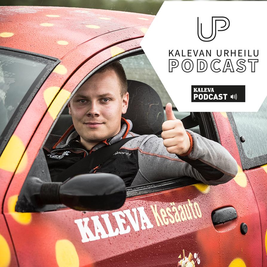 Jesse Anttila pohjustaa tulevaa F1-kautta Kalevan tuoreimman urheilupodcastin vieraana.