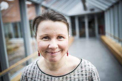 Maria Huhmarniemi on Rovaniemen vihreiden uusi puheenjohtaja