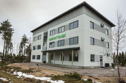 Energy Tower rasittaa Pyhäjoen kunnan teollisuusyhtiön taloutta