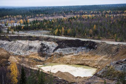 Mineraaliklusteri on Lapin selkäranka, yksin malminetsintä tuo Lappiin kymmeniä miljoonia euroja rahaa vuodessa
