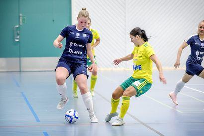 Futsal Team Kemi-Torniosta kolme pelaajaa naisten maajoukkueleirille