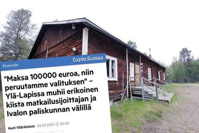 Nyt puhuu Mikko Silventola: Matkailuhanke Inarissa kaatui paliskunnan 100 000 euron vaatimukseen – toteutetaan isompana muualle