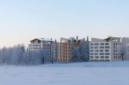 Sairaalanniemen kaavoitus käynnistymässä Rovaniemellä – suunnitelmista julkaistiin uusia havainnekuvia