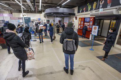 Raksilan postin ruuhkien pitäisi helpottaa – Ouluun tulossa jo toinen väliaikainen noutopiste kauppakeskus Valkeaan