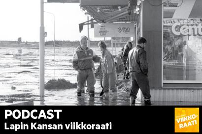 Kuuntele Viikkoraati: tulvat, kärnät ja koronat, miksi uutisoimme Kärnän edesottamuksista viime viikolla mutta emme tällä? Miksi tulvat nousivat uutisaiheeksi? Koronakaan ei jätä mediassa rauhaan