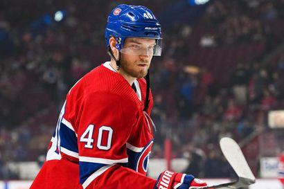 """Joel Armia tahditti Montreal Canadiensin nousua voittoon: – """"Oli se sitten sinnikkyyttä tai luonnetta, mutta meillä oli niitä molempia"""""""