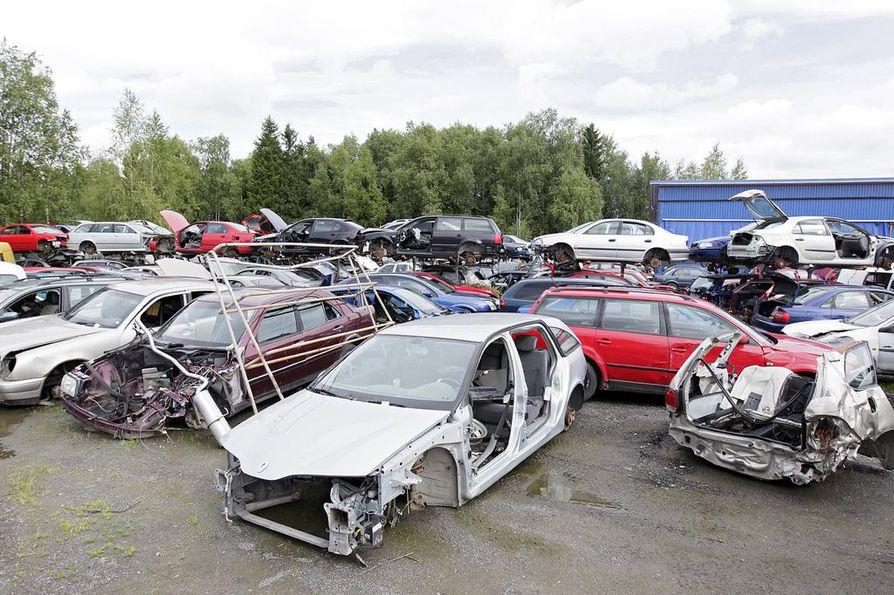 autoala työpaikat Oulu