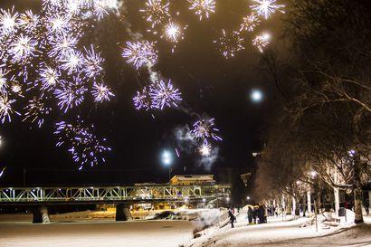 Rovaniemen kaupunki peruu uudenvuoden ilotulituksen
