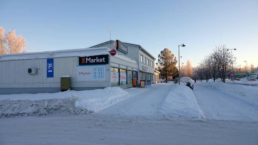 K-market Muhos kiinni maaliskuussa | Tervareitti | Kaleva.fi