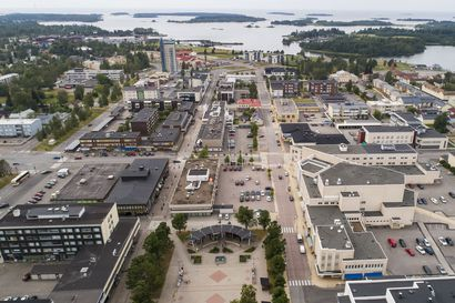Kehittämislautakunnassa salaisena asiana Raahen liikekeskustan kaavamuutos