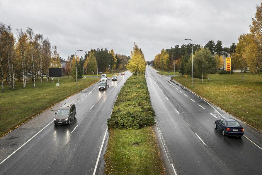 Tänä päivänä Kemintie on nopea osuus, jota pitkin ajetaan Oulun keskustasta pohjoiseen tai pohjoisesta kaupungin keskustaan. Asutus on tiukasti erillään Alppilan (vas.) ja Välivainion puolilla. Rakentamalla tien varteen ja linjausta muuttamalla  Kemintiehen saadaan bulevardi, vaikka nykyiselläänkin tieympäristössä on puita kuin bulevardilla.